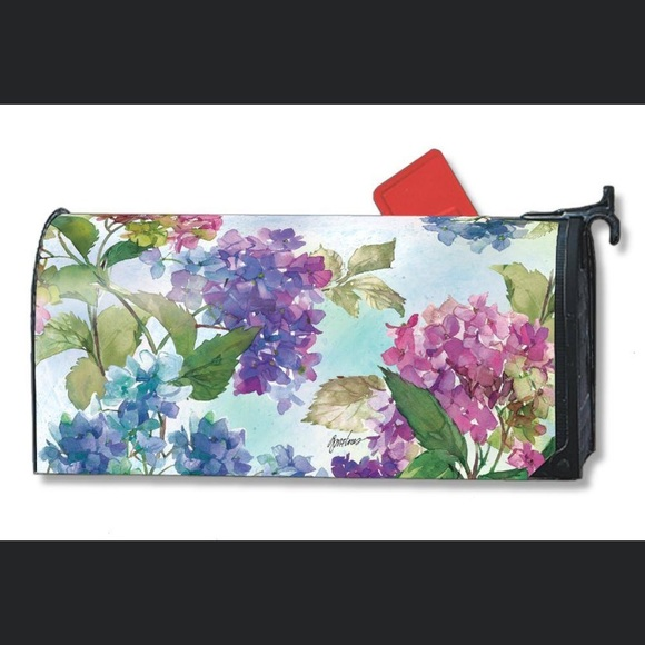Accents Mailwraps Magnetic Mailbox Cover Floral Poshmark